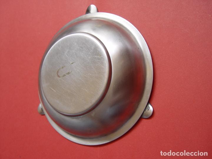 Militaria: Cenicero TERCIO LEGIÓN antiguo metálico (1960's) ¡ORIGINAL! ¡Coleccionista! - Foto 4 - 94064600