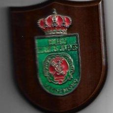 Militaria: PEQUEÑA METOPA GUARDIA CIVIL DEL COLEGIO GUARDIAS JOVENES DE VALDEMORO. Lote 94112530