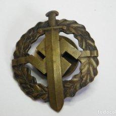 Militaria: INSIGNIA ALEMANA DIVISION MERITOS DEPORTIVOS III REICH - REPRODUCCION. Lote 96454295
