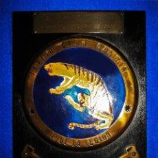 Militaria: ANTIGUA METOPA IIIª BANDERA. TIGRES DE BUHARRAT, TERCIO GRAN CAPITÁN Iº DE LA LEGIÓN. Lote 96627331