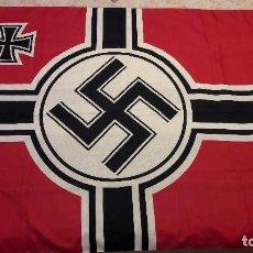 Militaria: REPLICA BANDERA KRIEGSMARINE NAZI. Lote 98506379