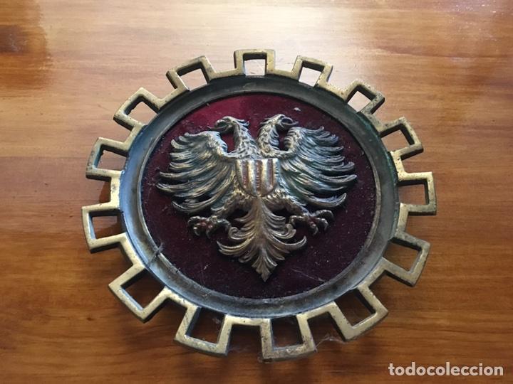 METOPA MILITAR ÁGUILA BICÉFALA (Militar - Reproducciones, Réplicas y Objetos Decorativos)