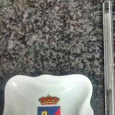 Militaria: CENICERO DE LA UNIDAD DE TRANSPORTES IX/31. Lote 99102902