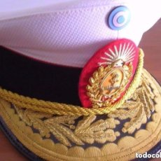 Militaria: EXCEPCIONAL GORRA ARGENTINA DE GALA DE GENERAL DEL EJÉRCITO ARGENTINO.. Lote 99106939