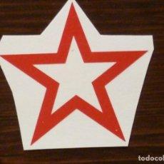 Militaria: CALCA PARA CASCO EJERCITO RUSO, URSS. FRONTAL.. Lote 131134119