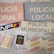 Militaria: PEGATINAS VEHICULOS POLICIA. Lote 101208331