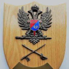 Militaria: METOPA MILITAR. ESCUELA SUPERIOR DEL EJERCITO. . Lote 102527507