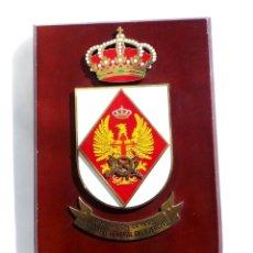 Militaria: METOPA AGRUPACIÓN DE TROPAS DEL CUARTEL GENERAL DEL EJERCITO. Lote 106936340
