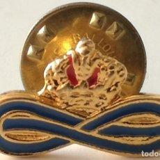 Militaria: PIN MARINA ITALIA FASCISTA. 2ª GUERRA MUNDIAL. 1939-1945. RÉPLICA. Lote 103689775