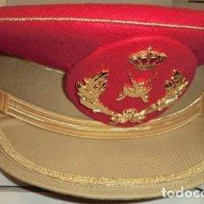 Militaria: GORRA DE OFICIAL DE REGULARES ACTUAL. Lote 103720151