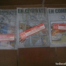 Militaria: ANTIGUO COLECCIONABLE EN COMBATE JAS-39A GRIPEL. Lote 104700759