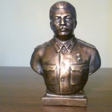 Militaria: BUSTO DE STALIN. URSS. RUSO.. Lote 105250711