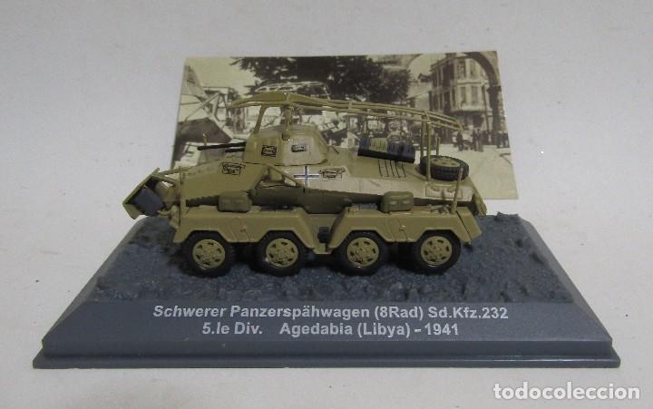 PANZERJAGER TIGER AUSF. B -HEIDELBERG- (GERMANY) COLECCION PANZER ALTAYA CON SU CAJA Y FOTO/FICHA (Militar - Reproducciones, Réplicas y Objetos Decorativos)