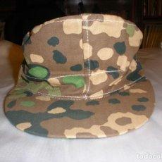 Militaria: GORRA DE LA WEHRMACHT M44 DOT (CAMUFLAJE PUNTO DE GUISANTE). Lote 108667335