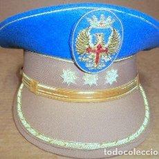 Militaria: GORRA DE PLATO DE CORONEL DE TIRADORES DE IFNI. Lote 108819351
