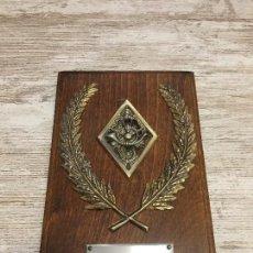 Militaria: METOPA ACADEMIA GENERAL MILITAR - ZARAGOZA.. Lote 109494551