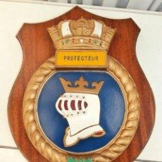 Militaria: METOPA ARMADA CANADIENSE PROTECTEUR. Lote 110160435