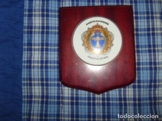 METOPA PORTAAVIONES PRINCIPE DE ASTURIAS (Militar - Reproducciones, Réplicas y Objetos Decorativos)