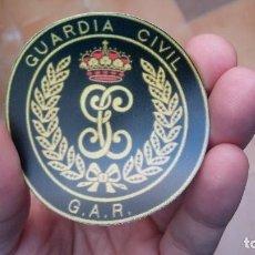 Militaria: GUARDIA CIVIL GAR PEGATINA ALTA CALIDAD DE IMPRENTA LASER. Lote 221127206