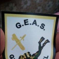 Militaria: GUARDIA CIVIL BUZOS PEGATINA GRANDE DE ALTA CALIDAD LASER IMPRENTA PROFESIONAL. Lote 195152845