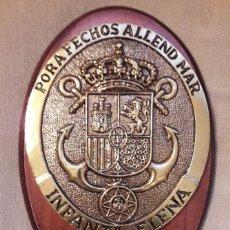 Militaria: METOPA CORBETA INFANTA ELENA F-33. Lote 112551675