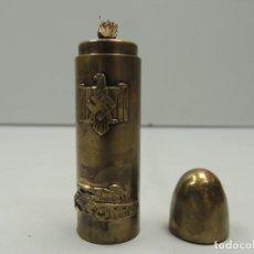 Militaria: MECHERO MILITAR NAZI. Lote 112837319