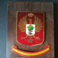 Militaria: METOPA ZONA DE RECLUTAMIENTO Y MOVILIZACIÒN 66 VIZCAYA. Lote 113380526