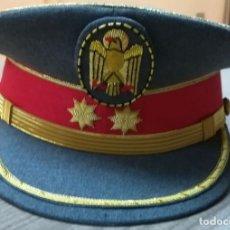 Militaria: GORRA DE PLATO TENIENTE CORONEL POLICÍA ARMADA. Lote 114591099