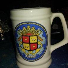 Militaria: ARMADA ESPAÑOLA. JARRA DEL ANTIGUO DESTRUCTOR BLAS DE LEZO. Lote 116821155