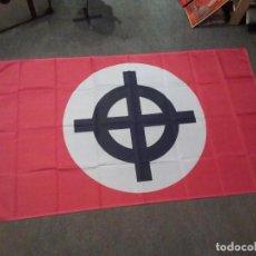 Militaria: CRUZ CÉLTICA SOBRE FONDO NAZI NSDAP. Lote 117374827