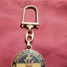 Militaria: LLAVERO LEGIÓN. Lote 118083290