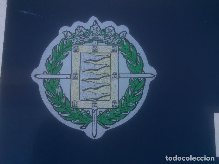 Militaria: Placa o chapa de Calle Del Sargento Provisional Valladolid - Foto 3 - 120152439