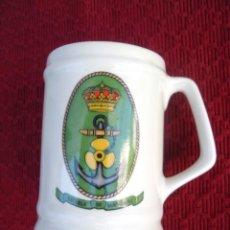 Militaria: JARRA ESCUELA DE MAQUINAS , ARMADA ESPAÑOLA.. Lote 123060383
