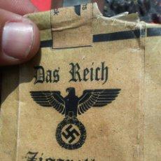Militaria: NAZI ..PAQUETE CIGARRILLO NAZI ... Lote 125212540
