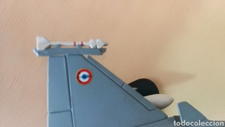 Militaria: Avión de combate Marine Rafale 01 coleccionable, metal - Foto 10 - 126017510