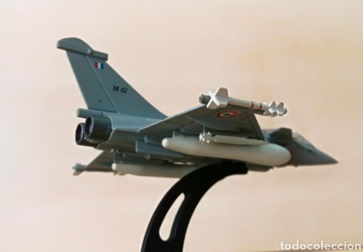 Militaria: Avión de combate Marine Rafale 01 coleccionable, metal - Foto 11 - 126017510