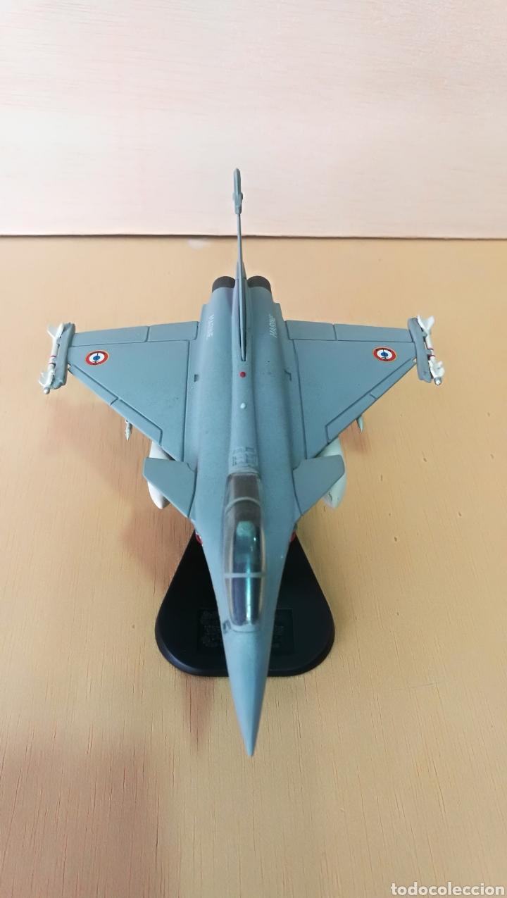 Militaria: Avión de combate Marine Rafale 01 coleccionable, metal - Foto 14 - 126017510