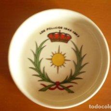 Militaria: PLATO MILITAR LOS POLACOS 1943 .-1983 CONMEMORATIVO. Lote 126843359