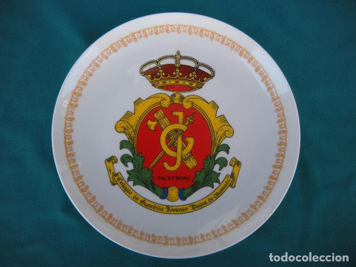 Militaria: PLATO PORCELANA GUARDIA CIVIL - Foto 1 - 127469799