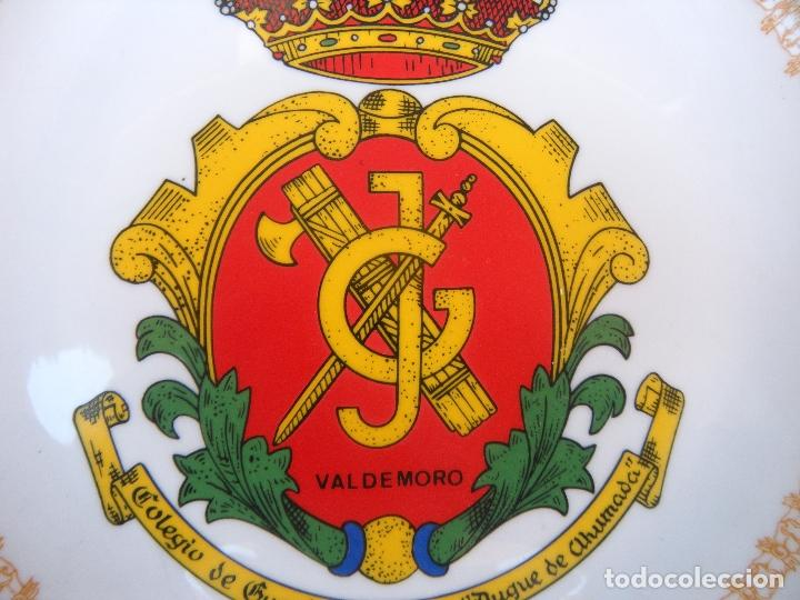 Militaria: PLATO PORCELANA GUARDIA CIVIL - Foto 4 - 127469799
