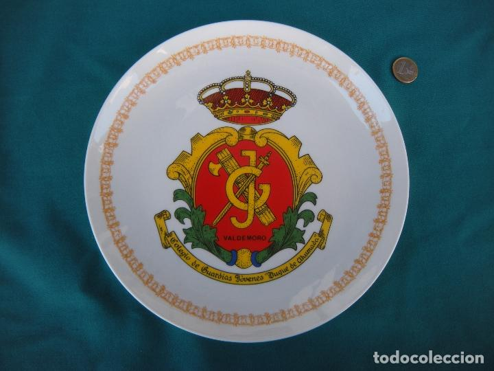 Militaria: PLATO PORCELANA GUARDIA CIVIL - Foto 5 - 127469799