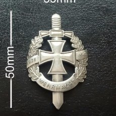 Militaria: INSIGNIA ALEMANA WEHRMACHT. Lote 163517341