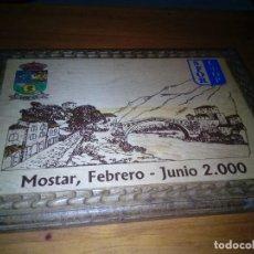 Militaria: METOPA. MOSTAR, FEBRERO JUNIO 2000. . Lote 131411178