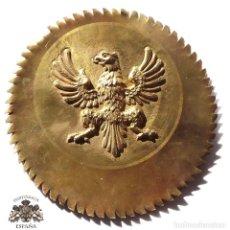Militaria: PLANTILLA PARA HACER EL TROQUEL.- ÁGUILA IMPERIAL - 15 CM DE DIÁMETRO. Lote 132157846