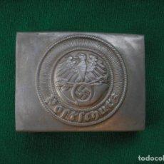 Militaria: WWII THE GERMAN BUCKLE POSTSCHUTZ. Lote 209969168
