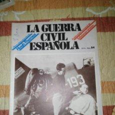 Militaria: GUERRA CIVIL ESPAÑOLA N84. Lote 133383170