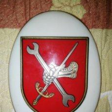 Militaria: PLACA CERÁMICA CENTRO MANTENIMIENTO ACORAZADO N1.. Lote 134016561
