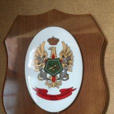 Militaria: PRECIOSA METOPA UNIDAD MILITAR CENTRO DE ENSAYOS TORREGORDA, CÁDIZ. ARMADA Y EJÉRCITO DE TIERRA ESP. Lote 134913318