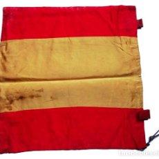 Militaria: BANDERA NACIONAL, MASTIL. Lote 135514642
