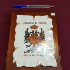 Militaria: METOPA INFANTERIA DE MARINA TERCIO ARMADA. Lote 136047458